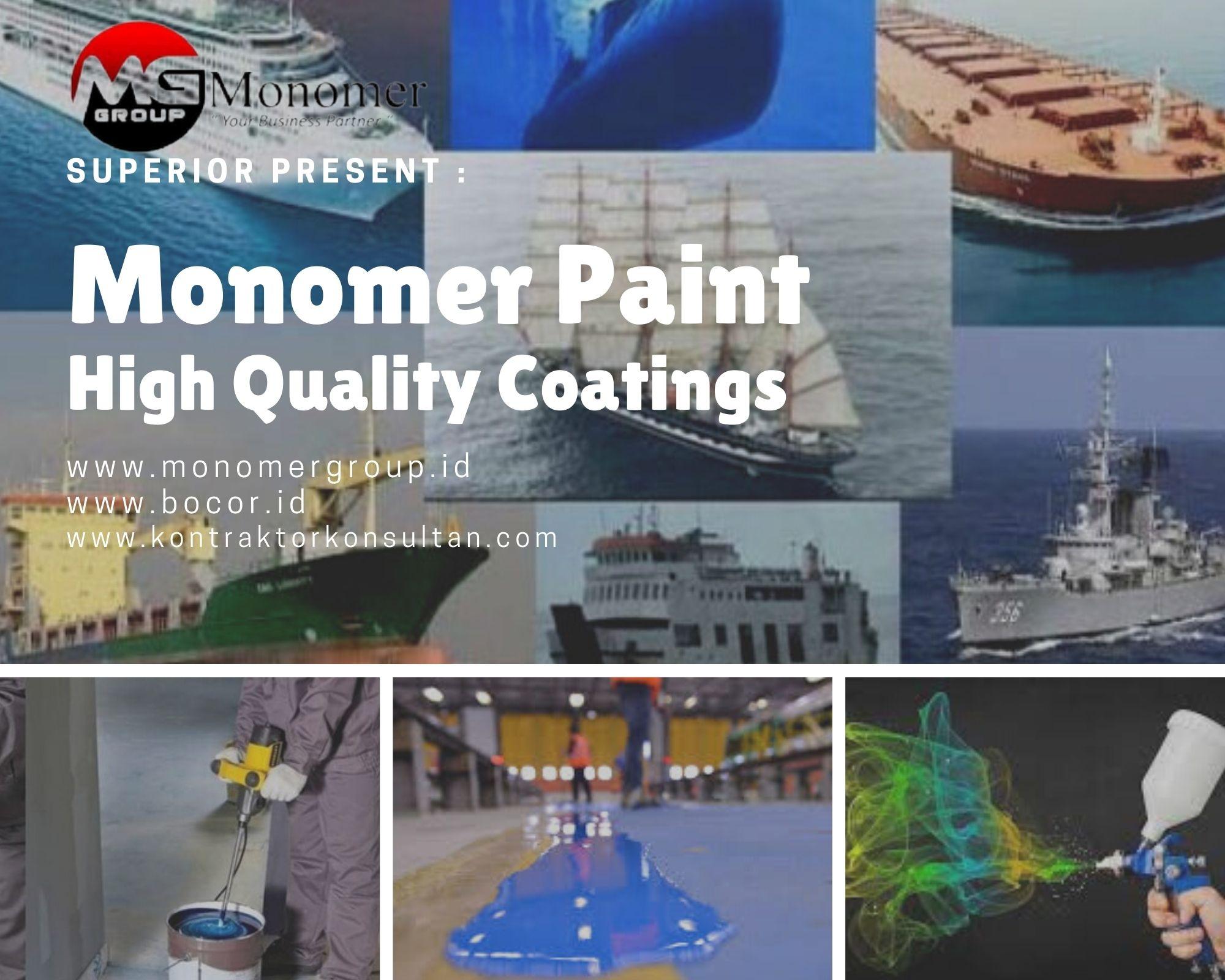 monomer paint