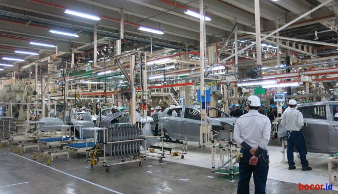 renovasi pabrik