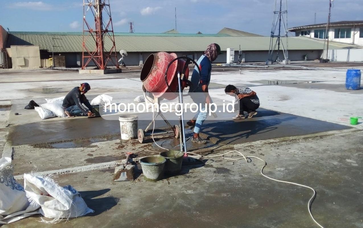 aplikasi waterproofing