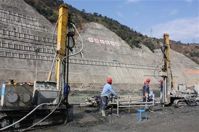 grouting system